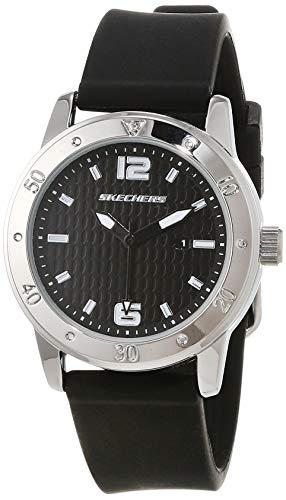 Skechers Reloj Analógico para Mujer de Cuarzo SR6049