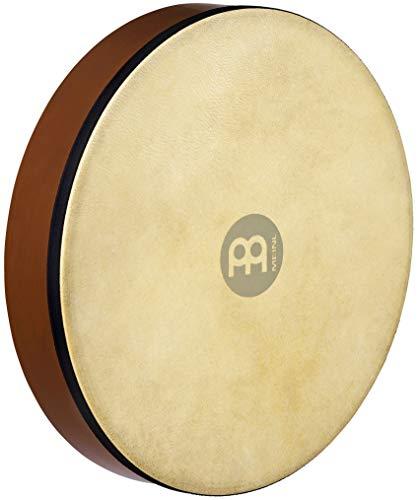"MEINL Percussion マイネル フレームドラム Goat Skin Hand Drum 14"" HD14AB 【国内正規品】"