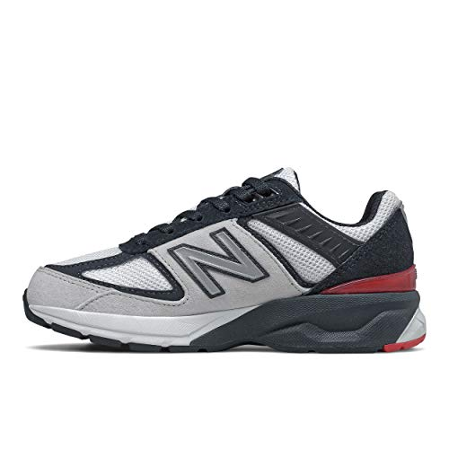 New Balance Kids' Made in Us 990 V5 Lace-up Sneaker