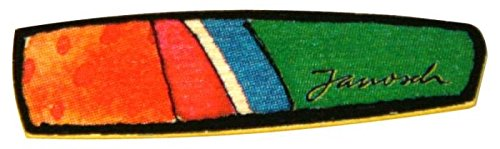 Janosch Holzbuchstabe Bindestrich farblich sortiert