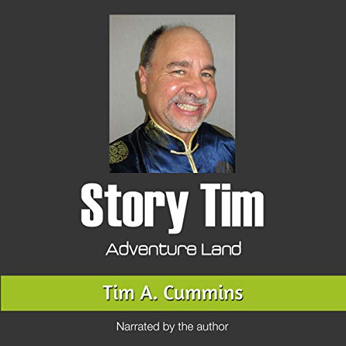 Story Tim: Adventure Land audiobook cover art