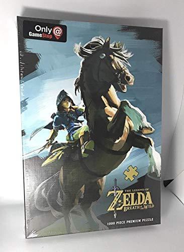 Puzzle Zelda  marca LOZ