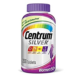 Product thumbnail for Centrum Silver Women Multivitamin/ Multimineral
