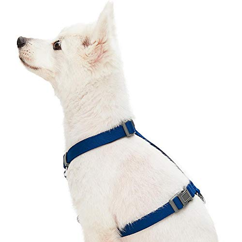 Umi. Essential - Arnés clásico Ajustable para Perros, Talla L, Azul Marino