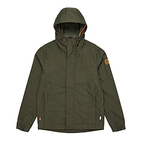 Timberland Outdoor Heritage Packable Shell Jacket Small Uva Foglia