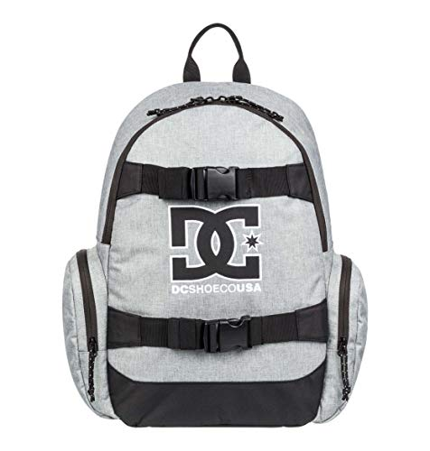 DC Lock Clocker - Medium Backpack for Men Medium Backpack - Grey Heather, 1SZ