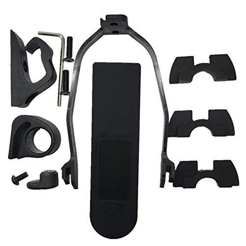 M365 Accessories - Juego completo de patas de gancho para faros delanteros y traseros