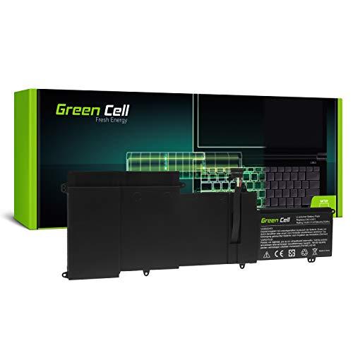 Green Cell® C42-UX51 Laptop Akku für Asus ZenBook UX51 UX51V UX51VZ (Li-Polymer Zellen 4729mAh 14.8V)