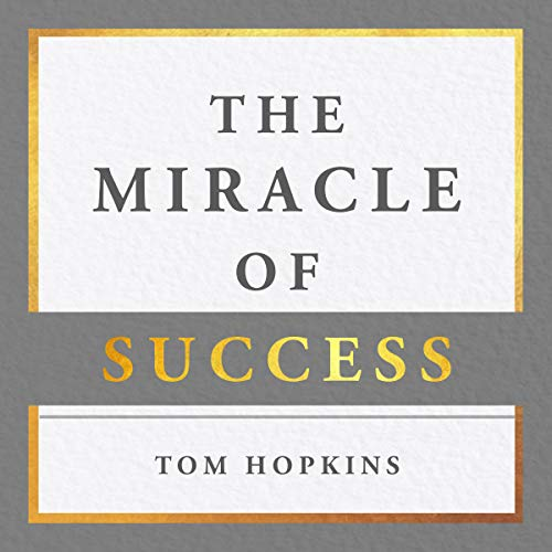 The Miracle of Success audiobook cover art