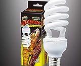 Lámpara fluorescente compacta para reptiles, 10.0 UVB 26 W, rosca ES NEOREP