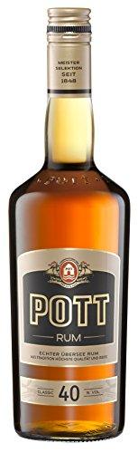 Pott Rum 40% Vol.  (1 x 0,7 l)