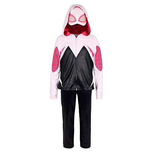 Marvel Ghost-Spider Costume for Girls, Size 7/8