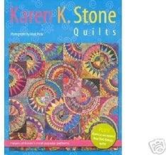 Best karen stone quilts book Reviews