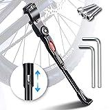 HENMI caballetes para Bicicletas, 4cm Altura Ajustable...