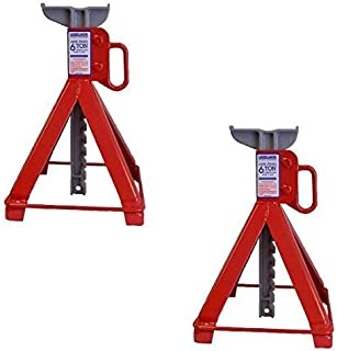 US JACK D-41610 6 Ton Garage Stands Made In USA