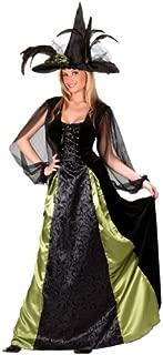 FunWorld Women's Goth Maiden Witch Costume