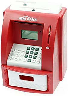 Money Safe Mini and Household Electronic ATM Machine Toy
