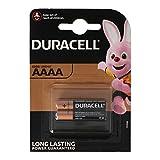 Duracell Pack DE 2 Pilas Ultra AAAA - 1.5V - ALCALINA AAAA