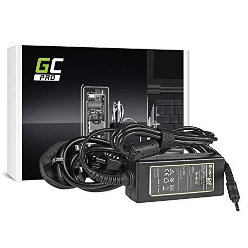 GC PRO Netzteil für Samsung Series 5 Chromebook 550C 7 Slate PC 700T1A ATIV Book 9 Lite NP905S3G Laptop Ladegerät inkl. Stromkabel (19V 2.1A 40W)
