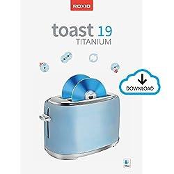 small Roxio Toast 19 Titan | CD  DVD Writer for Mac | Burn Discs, Convert Files, Multimedia …