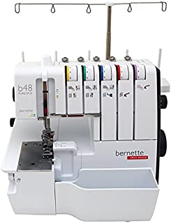 Bernette b48 Funlock Serger Coverstitch Machine