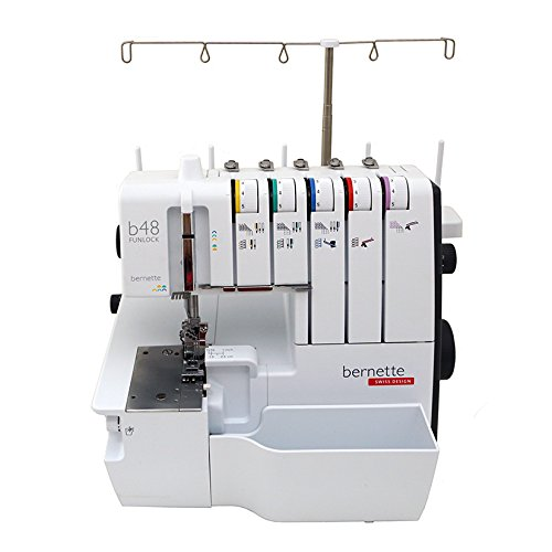 For Sale! Bernette b48 Funlock Serger Coverstitch Machine