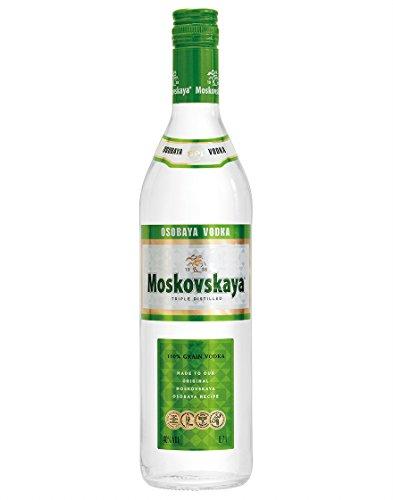 Osobaya Vodka Moskovskaya 0.7...