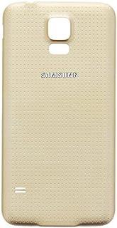 fd70e0646db iDigital - Tapa Trasera para Samsung Galaxy S5 Mini G800 G800F, Color Dorado