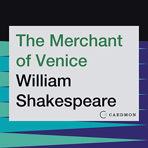The Merchant of Venice Audiobook By William Shakespeare cover art