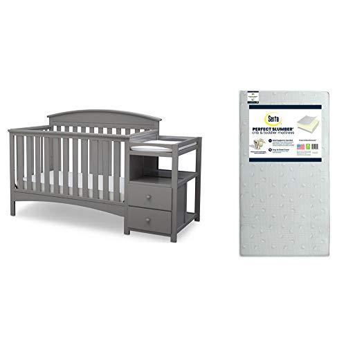 Delta Children Abby Convertible Crib
