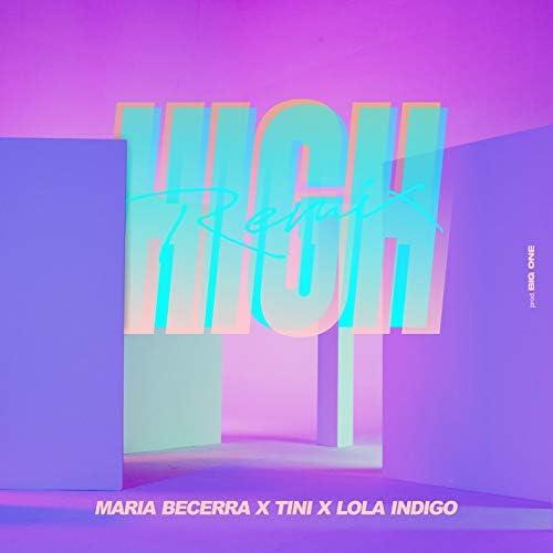 Maria Becerra, TINI & Lola Indigo