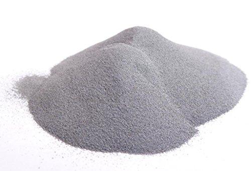 90μm (molto fine), polvere di ferro pura, iron powder, Fe: min. 99,5 %, Numero CAS: 9439-89-6, varie quantità disponibili. , 100g, Grau, 1