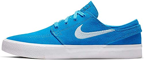 Nike SB Zoom Janoski RM, Zapatillas de Deporte Unisex Adulto, Multicolor (Lt Photo Blue/Lt Armory Blue/Black/Black 400), 40 EU