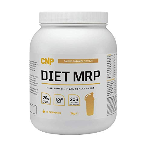 CNP Professional Diet MRP Meal Replacement Protein Whey- 1kg - Salted Caramel