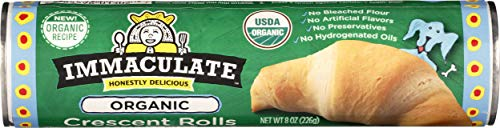 IMMACULATE BAKING COMPANY Organic Crescent Roll, 8 OZ