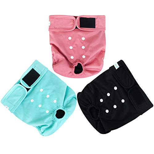 Dog Diaper Reusable Female