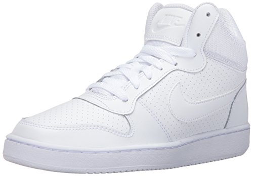 Nike Court Borough Mid Scarpe da Basket Unisex – Adulto