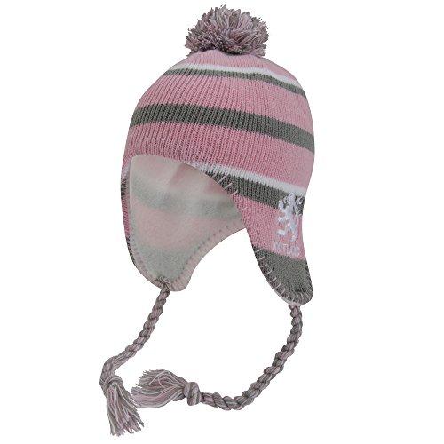 Scotland Gorro térmico para Invierno Estilo Peruano con diseño Lion para Mujer