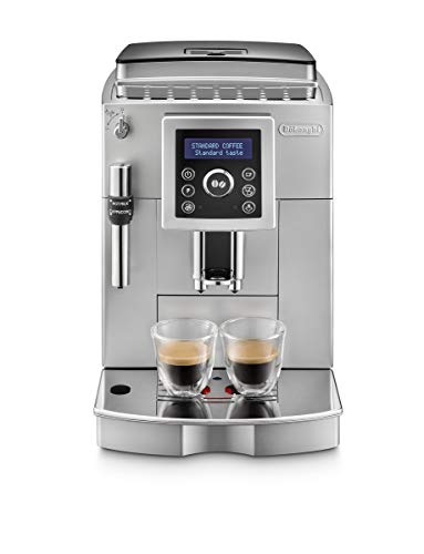 Photo de cafetiere-a-grain-delonghi-ecam23-420sw