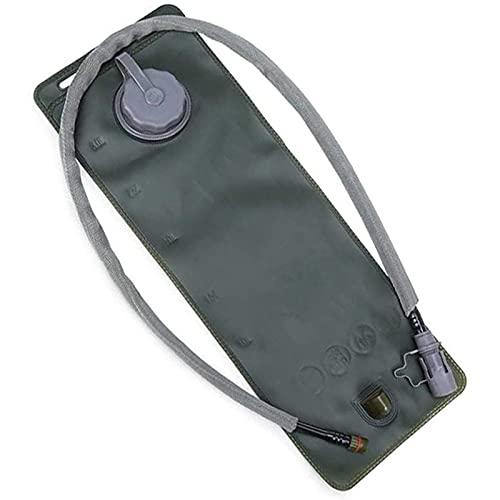 FLZXSQC Bolsa de almacenamiento de agua de 3 l, para deportes al aire libre, ciclismo, senderismo, camping, sistema de hidratación (color ACU 3L)
