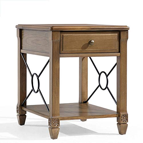 Bureau DD opbergtafel, bank zijkast woonkamer kleine salontafel - kleine vierkante tafel - zij-werkbank