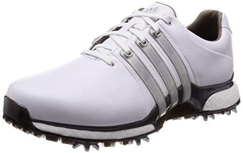 adidas Herren Tour360 Xt(Wide) Golfschuhe, Weiß (Blanco/Negro Bd7123), 47 1/3 EU
