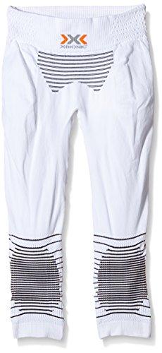 X-BIONIC Energizer imperméable pour Adulte Lady mK2 UW Pants Medium-Blanc/Noir-XS i020282
