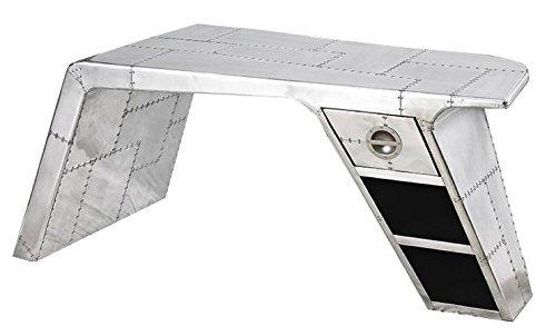 Ashoka Aluminium Aviator Wing Schreibtisch schönen handgefertigten Möbel