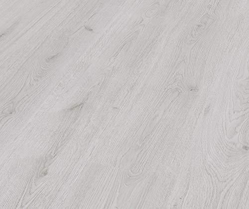 KRONOTEX Laminat Eiche Landhausdiele Superior Basic D 3201 Trend white I für 5,62 €/m²