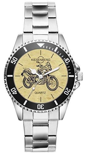 KIESENBERG Orologio - Regalo per Africa Twin CRF 1000 Motocicletta Fan 20448