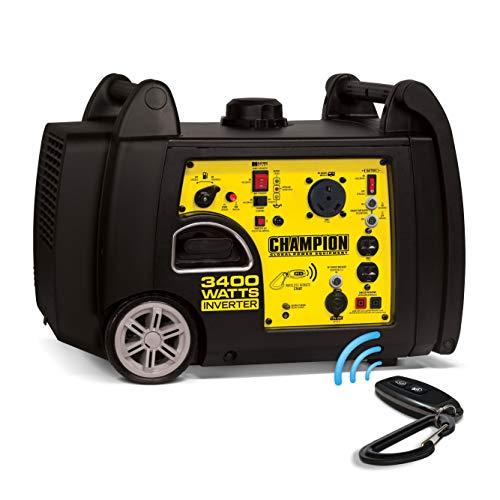 Champion Portable Gas Power Inverter Generator