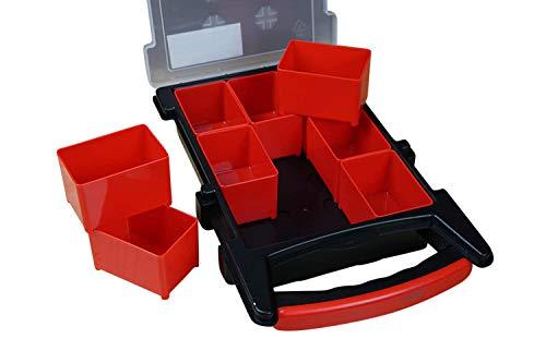 caja 9 compartimentos fabricante Massca