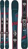 Rossignol Experience Pro Xpress 7 Gw B8 Esquís con fijación, Niños, Azul Oscuro, 128 cm