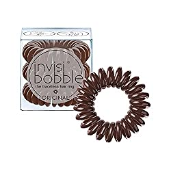 The Best Gifts for Teenage Girls Invisi Bobble Hair ties for hair care gift basket for teens.